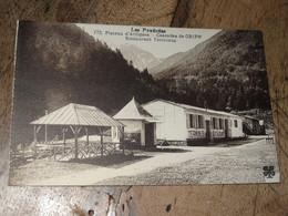 Plateau D'Artigues, Cascadesde GRIPP, Restaurant , Terminus ............. 201101b-2927 - Sin Clasificación