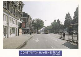 Amsterdam Constantijn Huygensstraat Verkeer    2271 - Amsterdam