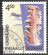 AFA # 363   Greenland Used 2000 - Gebraucht