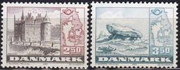 Dänemark, 1983, 772/03,  MNH **,  NORDEN: Tourismus In Skandinavien. - Unused Stamps