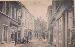 Ath-Rue Du Chaudron Et Athénée 1926 - Ath