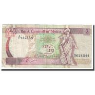 Billet, Malte, 2 Liri, 1994, KM:45c, TTB - Malta