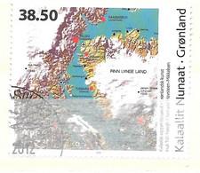 AFA # 613   Greenland Used 2012 - Gebraucht