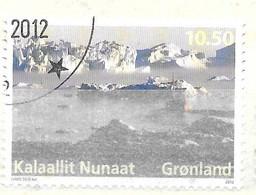 AFA # 621   Greenland Used 2012 - Gebraucht