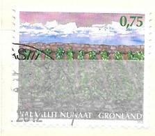 AFA # 622   Greenland Used 2012 - Gebraucht