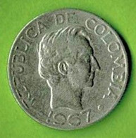 COLOMBIE / 10 CENTAVOS / 1957 - Colombia