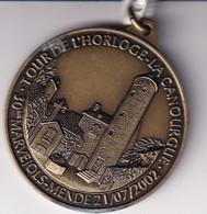 30 éme TOUR DE L' HORLOGE LA CANOURGUE   MARVEIOLS -MENDE  21.7.2002 - Autres