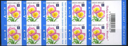 "België B99 ON - Postzegelboekje - Carnet - Bloemen - Fleurs - Tulp ""bakeri"" - André Buzin - 2009 - Ongetand - N. Dentelé - Ongetande"