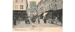 Epinal  - Rue Léopold Bourg - Epinal