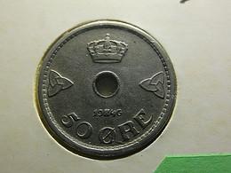 Norway 50 Ore 1946 - Norway