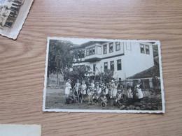 Prizren School National Costumes Foto Sar Prizren 1939 - Kosovo