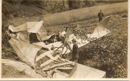 Aviation - Avion Wild - Propriétaire J. Messerli - Blécherette - 1921 - Lot De 2 Cartes - 1919-1938: Entre Guerras