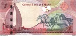 BAHRAIN P. 31 1 D 2016 UNC - Bahrain
