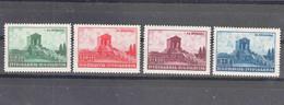 Yugoslavia Kingdom, 1939 Mi#389-392 Mint Hinged - Unused Stamps