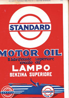 (pagine-pages)PUBBLICITA' BENZINA LAMPO   Le Vied'italia1928/06. - Other