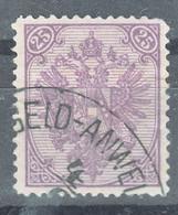 Austria Occupation Of Bosnia 1879 Mi#7 I Used - Usados
