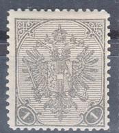 Austria Occupation Of Bosnia 1900 Mi#10 A Mint Hinged - Unused Stamps