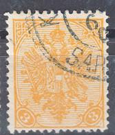 Austria Occupation Of Bosnia 1900 Mi#12 A Used - Usados