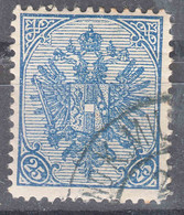 Austria Occupation Of Bosnia 1900 Mi#17 A Used - Usados