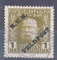 Austria Feldpost 1915 Mi#1 Used - Usados