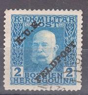 Austria Feldpost 1915 Mi#2 Used - Usados
