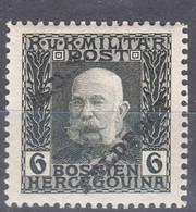 Austria Feldpost 1915 Mi#5 Mint Hinged - Unused Stamps