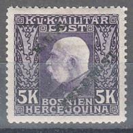 Austria Feldpost 1915 Mi#20 Mint Hinged - Unused Stamps