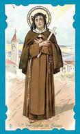 Santino/holycard: S. VERONICA GIULIANI - E - RB - Ed. EB NR. 107 -  Mm. 62 X 108 - Religion & Esotericism