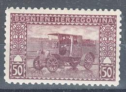 Austria Occupation Of Bosnia 1906 Pictorials Mi#41 Perforation 9 1/4, Mint Hinged - Nuovi