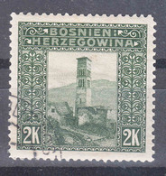 Austria Occupation Of Bosnia 1906 Pictorials Mi#43 Used - Usados