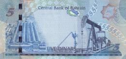 BAHRAIN P. 27 5 D 2006 UNC - Bahrain