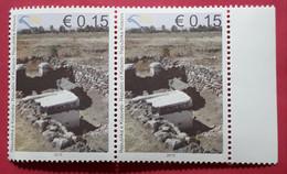 Kosovo 2015, ARCHEOLOGY, Block Of 2 Stamps, MNH - Kosovo