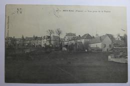 Cpa MEYMAC Vue Prise De La Prairie 1909 - TOZ04 - Otros Municipios
