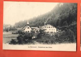 ZLH-01 RARE Jura, Le Noirmont. Orphelinat Des Côtes. Circulé Vers Vacheries Breuleux En 1912. Dubois - JU Jura