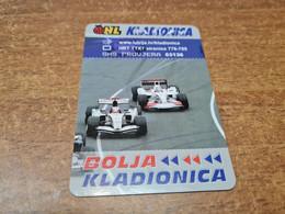 Old Pocket Calendars - Croatia, Loterie, Lutrija, Loto - Formato Piccolo : 2001-...