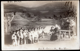 España - Circa 1910 - Tarjeta Postal - Acto II - Escena III - Ave Maria - Catolica - A1RR2 - Other