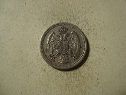 MONNAIE SERBIE 10 PARA 1912 - Serbia