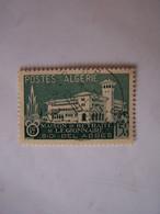 FRANCE ALGERIE FRANCAISE ALGER 19-10-1956 MAISON DE RETRAITE DU LEGIONNAIRE - Oblitérés