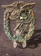 Hitler Ww2  Médaille Ou Insigne Kuban 1943 18 - Sin Clasificación