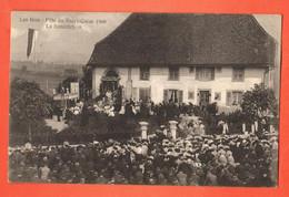ZLH-18 RARE   Les Bois Fête Du Sacré-Coeur Bénédiction De La Population, Franches-Montagnes   Circ. 1910 - JU Jura