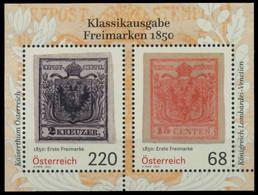 ÖSTERREICH BLOCK KLEINBOGEN Block 89 Postfrisch X2034F2 - Blocks & Kleinbögen