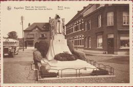 Kapellen Beeld Der Gesneuvelden WW1 WWI World War 1 I Memorial Autobus LUX (In Zeer Goede Staat) - Kapellen