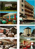 HÔTELS - RESTAURANTS / Lot 90 C.P.M. écrites - 5 - 99 Karten