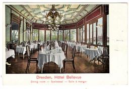 Dresden Hotel Bellevue - Dresden