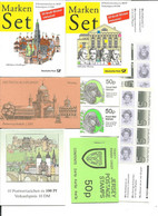 LOT DE CARNETS EUROPE - Colecciones (sin álbumes)