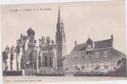 Koksijde - De Kerk (niet Gelopen Kaart) (De Graeve 2042) - Koksijde