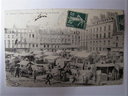 FRANCE - LOIRE ATLANTIQUE - NANTES - Le Marché à La Ferraille - 1907 - Nantes