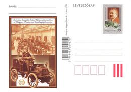 HUNGARY - POSTCARD 30 Ft 2002 MAIL VEHICLE MNH /QD113 - Enteros Postales