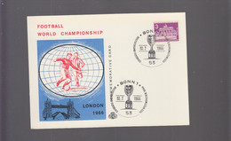 2021_2_sport Calcio Soccer Football Fussball  Mondiale World Cup 1966 London Londra Germania Bonn - 1966 – England
