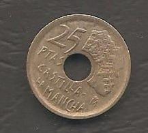 Spagna - Moneta Circolata Da 25 Pesetas Km962 - 1996 - 25 Pesetas